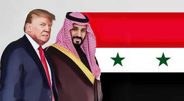 Saudi Arabia in Syria: Between the Loss of Investment and Being Let Down by Trump