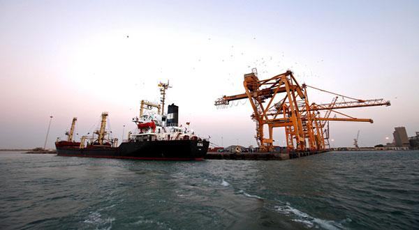 Yemen - Hodeidah Port