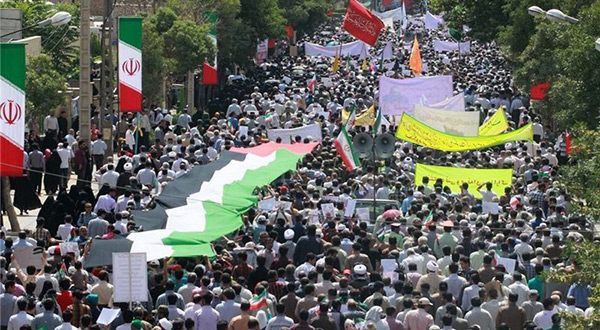 Al-Quds Day rally in Tehran