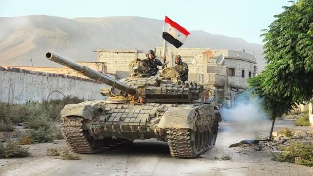 Hasil gambar untuk military attack aleppo syria