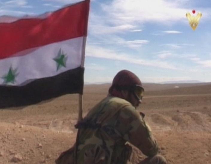 Image result for syria flag Barada