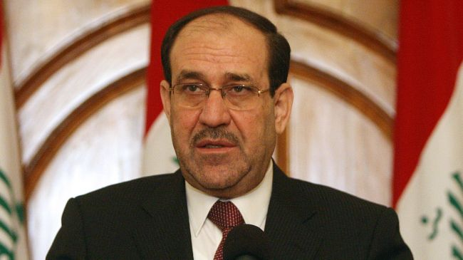 Iraqi Vice President Nouri Maliki