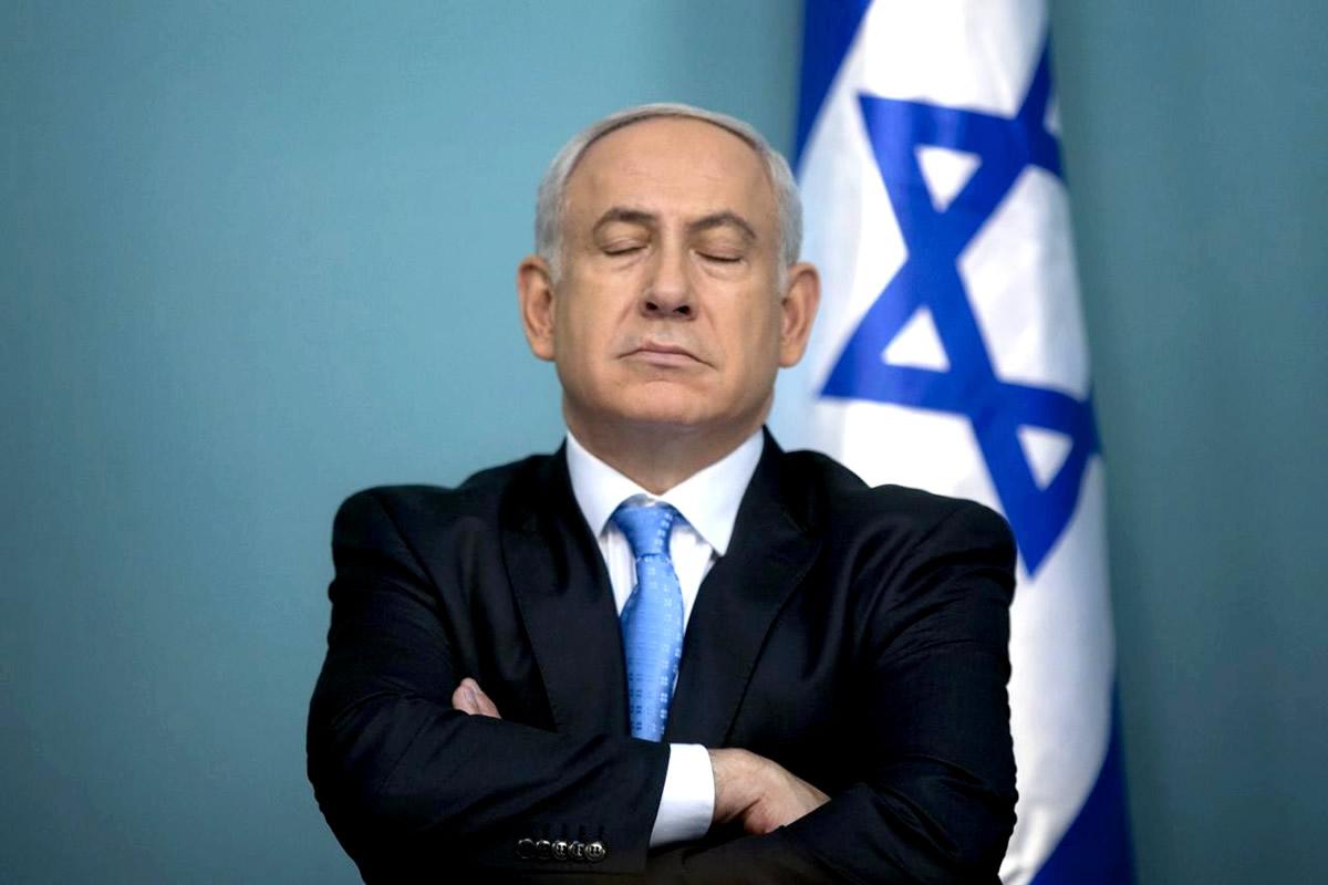 Israeli Prime Minister Banjamin Netanyahu