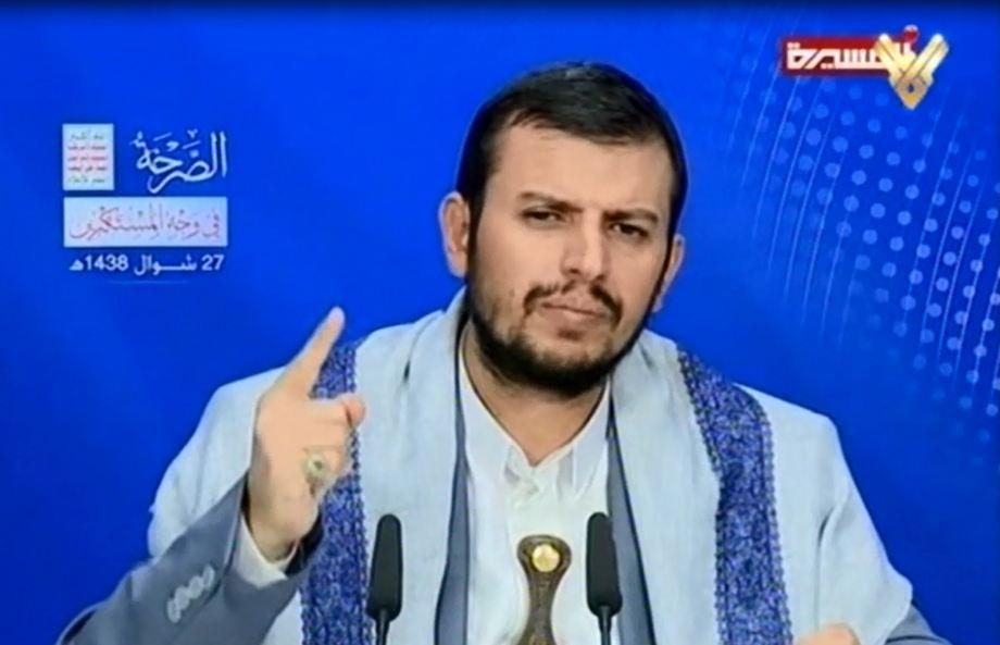 Leader of Yemen's Ansarullah movement Sayyed Abdul-Malik Badreddin al-Houthi
