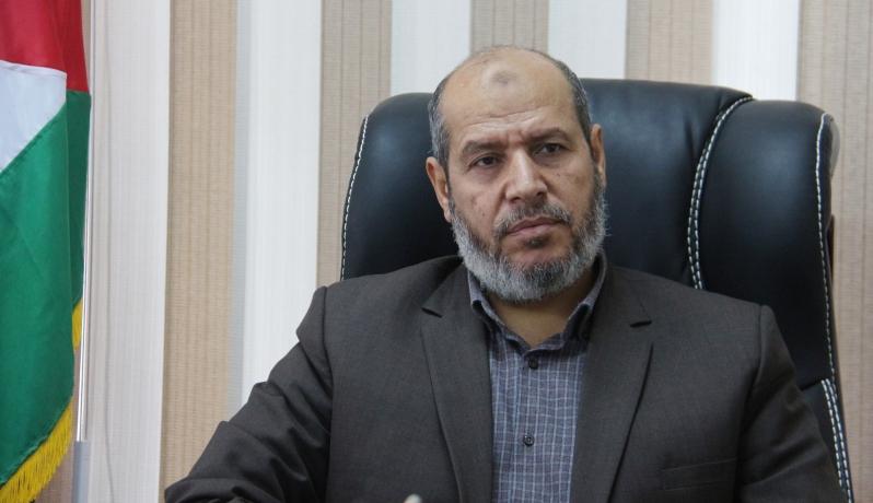 Member of Hamas' politburo, Khalil Al-Haye
