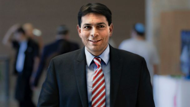 Israeli Ambassador to the United Nations Danny Danon