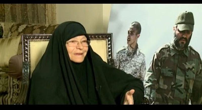 Imad Mughniyeh Mom