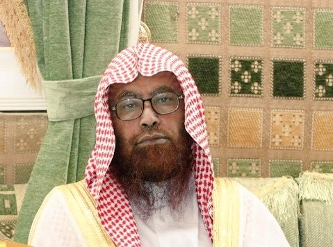 Saudi Arabia Sheikh Ahmed Al-Ammari