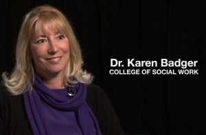 Welcome Dr. Karen Badger, Associate Dean for Career and Exploratory Advising and Assistant Provost for Undergraduate Education