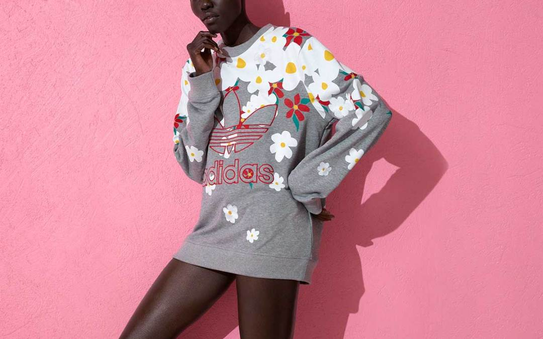 adidas Originals by Pharrell Williams – Pink  Beach Apparel & Footwear Inline Collection