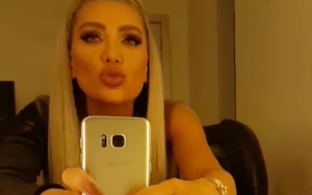 Maya Diab has a special message for you