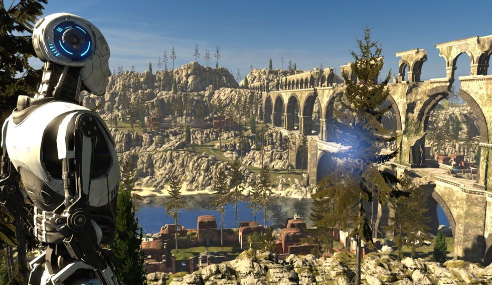 The Talos Principle 2 in Development
