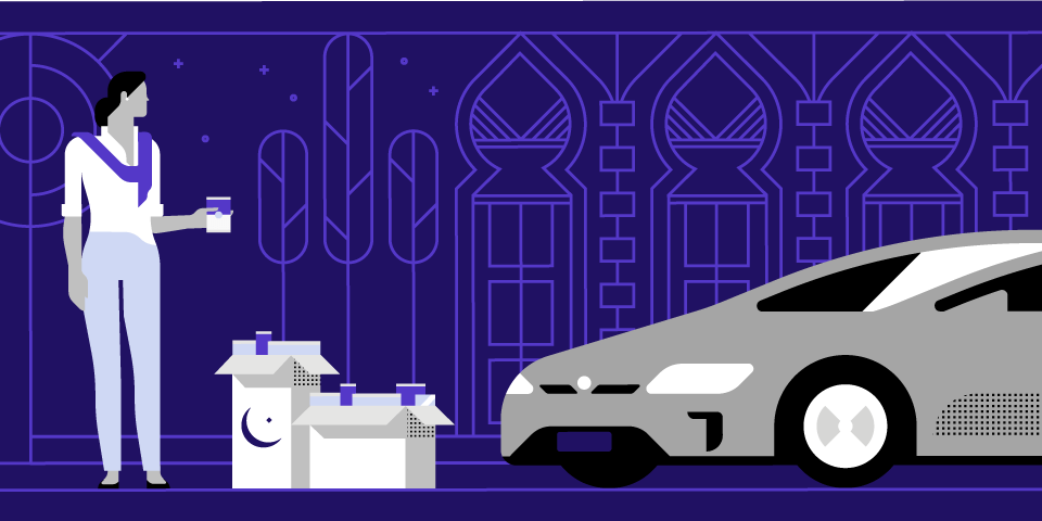 Give Back This Ramadan with Uber Food Drive