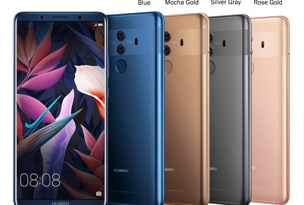 Huawei Mate 10 Pro Achieves Exceptional Sales Results in Just One Week