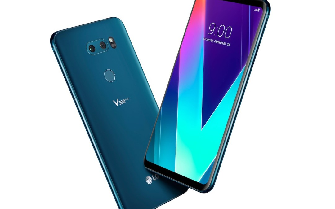 LG V30S ThinQ WITH NEW INTEGRATED AI  DEBUTS AT MWC 2018