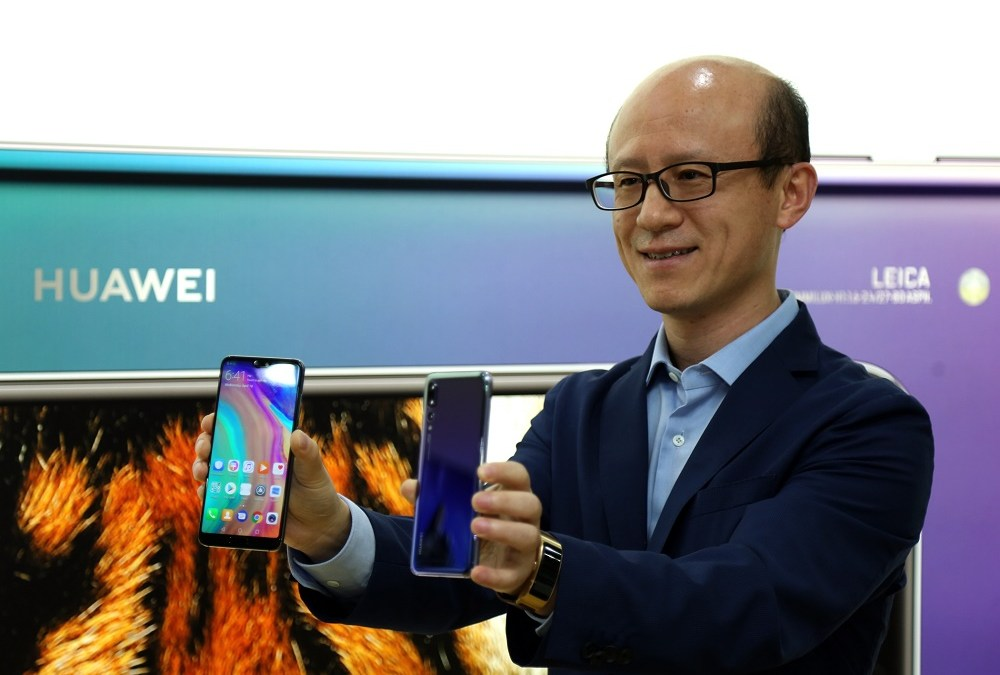 Huawei Consumer Business Group's Market Share in the Middle East and Africa Increases by 31.25%