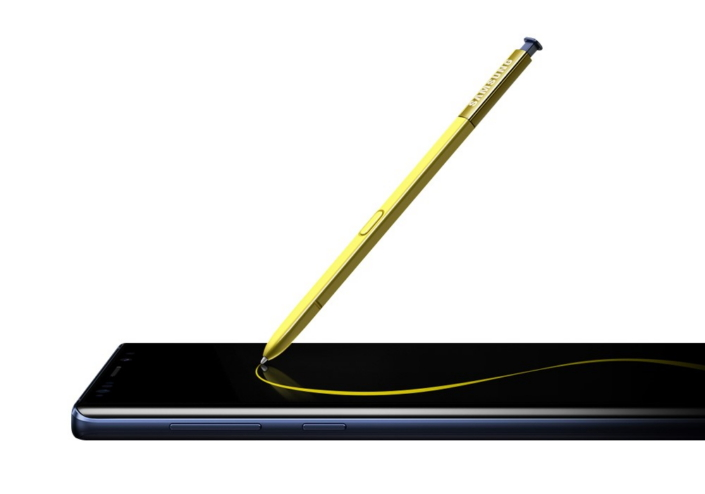 Galaxy Note9's Connected S Pen Made For True Multitaskers