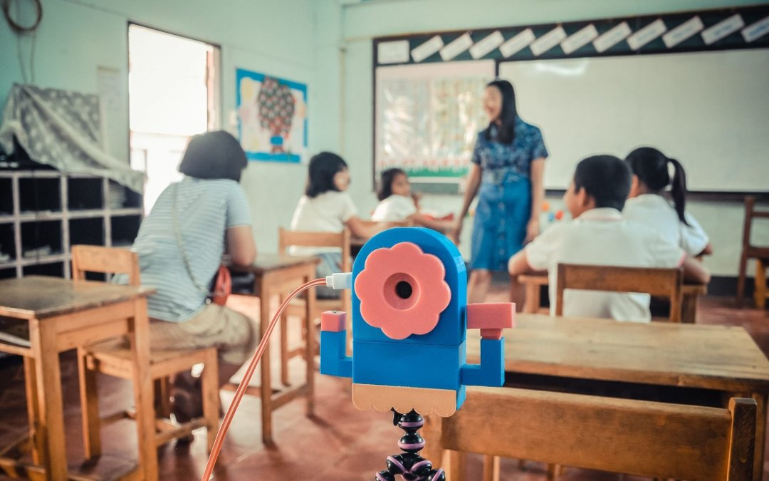 OBSY Platform Proves The Potential For IoET(Internet of Educational Things) Devices To Help With The Educational Development of Young Children