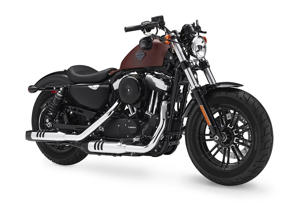 The Awesome Forty-Eight Harley Davidson 2018-2019