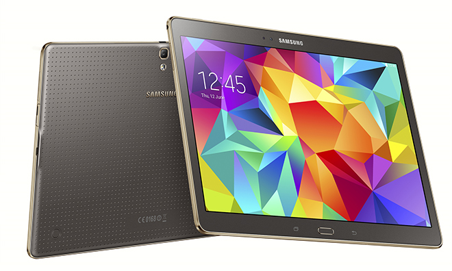 Manage Your Home Via The New Family Friendly Samsung Galaxy Tab 10.5""