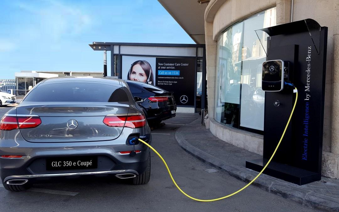 T. Gargour & Fils announces the introduction of  Mercedes-Benz E-Mobility in Lebanon