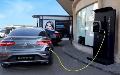T. Gargour & Fils announces the introduction of  Mercedes-Benz E-Mobility in Lebanon