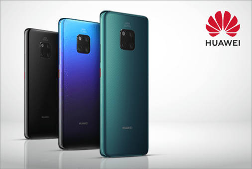 HUAWEI Mate 20 Series Shipments Exceed 10 Million Units