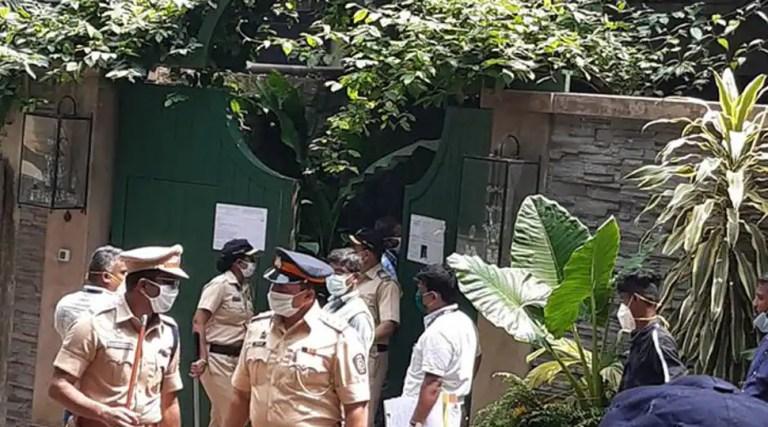 कंगना रनौत ने अपने मुंबई कार्यालय की तुलना राम मंदिर से करते हुए कहा कि बाबर इसे ध्वस्त कर रहा है