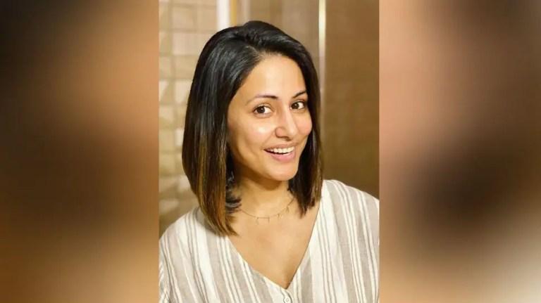 हीरो और विलेन का रोमांस देखना दिलचस्प होगा: हिना खान