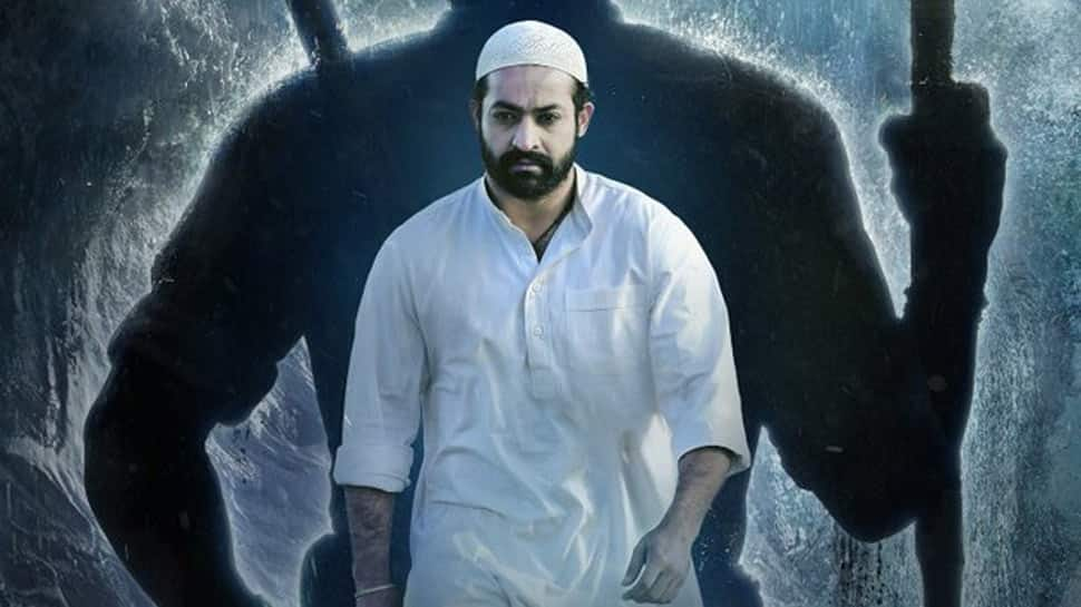 JR NTR as Komaram Bheem in SS Rajamouli's 'RRR' trends online, fans hail #RamarajuForBheem - Watch