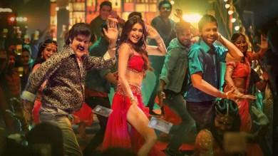 Manoj Bajpayee and sizzler Karishma Tanna get grooving to 'Basanti' song from Suraj Pe Mangal Bhari – Watch