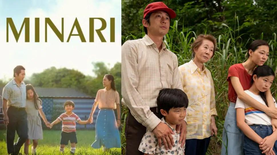 Oscar-nominated film 'Minari' in Indian theatres on April 16