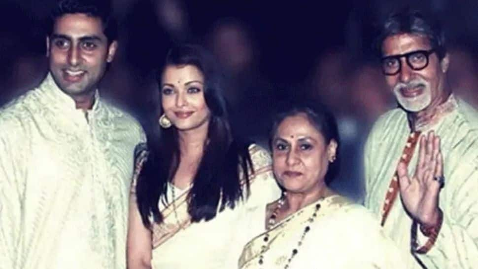 Abhishek Bachchan shares unseen throwback photo of mom Jaya Bachchan on her 73rd birthday, Navya Naveli Nanda wants to 'steal it'!