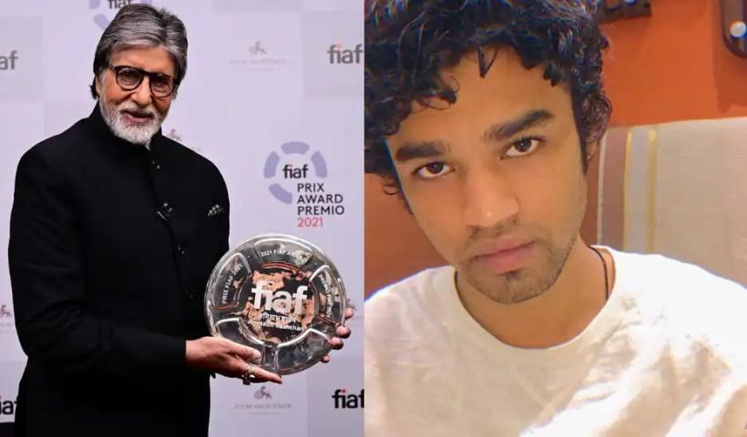 Amitabh Bachchan sends best wishes to Anushka Sharma produced 'Qala' starring Irrfan Khan's son Babil