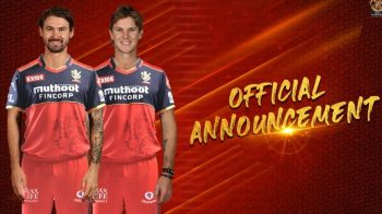 IPL 2021: Australia exodus continues as RCB's Adam Zampa & Kane Richardson pull out after Andrew Tye due to COVID-19 fear
