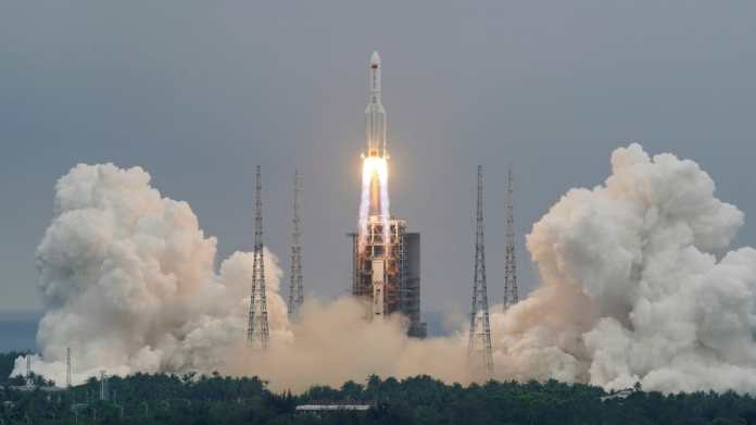 China is failing to meet responsible standards: NASA after Chinese rocket debris lands in Indian Ocean