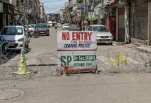 Jammu and Kashmir extends curfew till May 24 amid COVID-19 surge