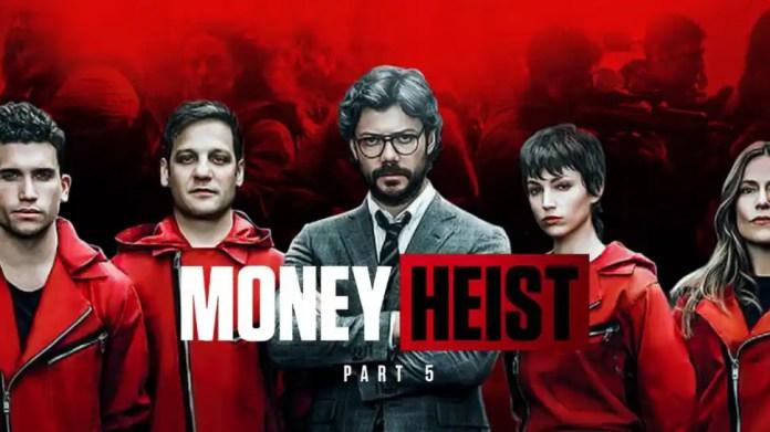 Money Heist Season 5 Web Series Download Leaked By Filmyzilla