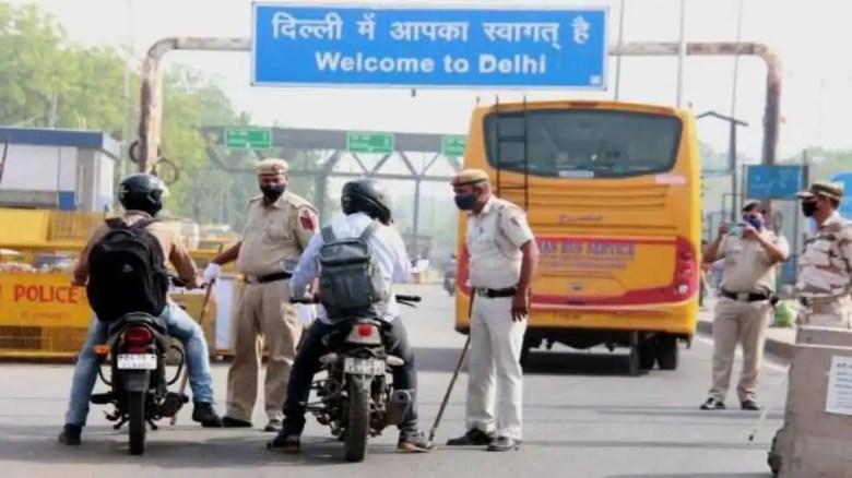 दिल्ली अनलॉक 31 मई से शुरू हो रहा है: अब चेक करें कि किसे ई-पास की जरूरत है