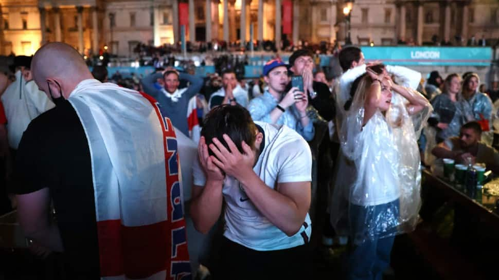 Euro 2020: English fans attack Italians outside Wembley, Watch in viral video