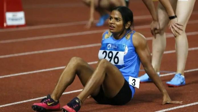 956358 dutee200m टोक्यो ओलंपिक: दुती चंद का दिल टूटा, महिलाओं की 200 मीटर सेमीफाइनल के लिए क्वालीफाई करने में विफल   अन्य खेल समाचार