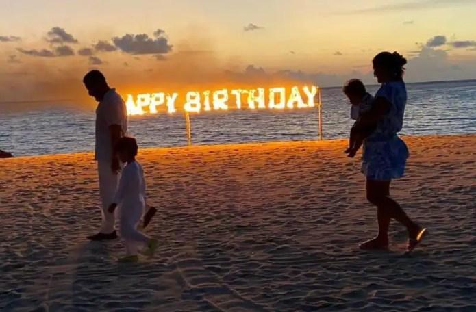 Kareena's birthday