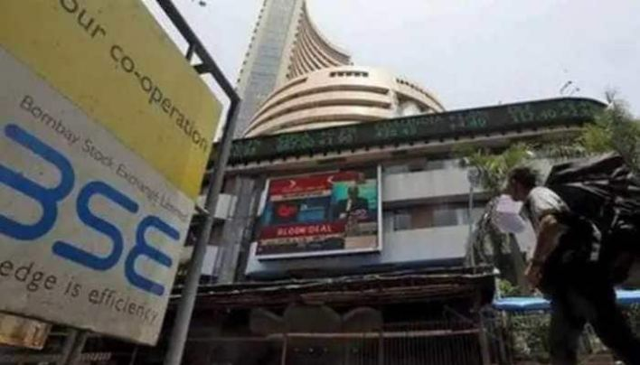 market at fresh peak: sensex skyrockets 958 pts, nifty tops 17,800 | markets news | zee news