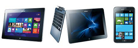 Samsungs new ATIV series powered on Windows 8