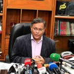 Khalada's release not under PM's jurisdiction: Hasan