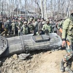 Pakistan, India say shot down each other's warplanes
