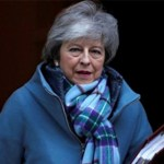 UK's May says 'armed with fresh' Brexit mandate