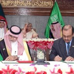 Dhaka, Riyadh ink six instruments