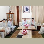 Abrar's parents meet PM