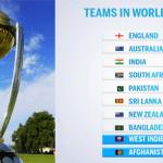 ICC Cricket World 2019 complete fixture